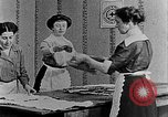 Image of conservation of cotton Europe, 1916, second 18 stock footage video 65675071214