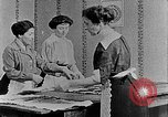 Image of conservation of cotton Europe, 1916, second 20 stock footage video 65675071214