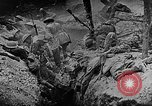 Image of British soldiers wearing gas masks Europe, 1916, second 3 stock footage video 65675071218