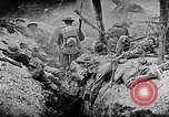 Image of British soldiers wearing gas masks Europe, 1916, second 5 stock footage video 65675071218