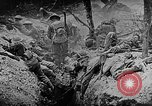 Image of British soldiers wearing gas masks Europe, 1916, second 7 stock footage video 65675071218