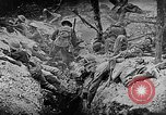 Image of British soldiers wearing gas masks Europe, 1916, second 9 stock footage video 65675071218