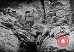 Image of British soldiers wearing gas masks Europe, 1916, second 14 stock footage video 65675071218