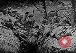 Image of British soldiers wearing gas masks Europe, 1916, second 15 stock footage video 65675071218