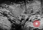 Image of British soldiers wearing gas masks Europe, 1916, second 18 stock footage video 65675071218