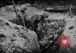 Image of British soldiers wearing gas masks Europe, 1916, second 22 stock footage video 65675071218