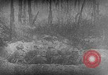 Image of British soldiers wearing gas masks Europe, 1916, second 30 stock footage video 65675071218
