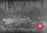 Image of British soldiers wearing gas masks Europe, 1916, second 32 stock footage video 65675071218