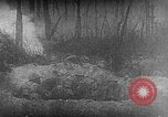 Image of British soldiers wearing gas masks Europe, 1916, second 34 stock footage video 65675071218