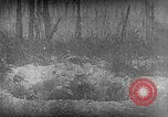 Image of British soldiers wearing gas masks Europe, 1916, second 38 stock footage video 65675071218