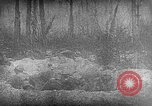 Image of British soldiers wearing gas masks Europe, 1916, second 39 stock footage video 65675071218