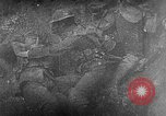 Image of British soldiers wearing gas masks Europe, 1916, second 44 stock footage video 65675071218