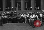 Image of twenty millionth Ford Nashville Tennessee USA, 1931, second 10 stock footage video 65675071221