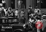 Image of twenty millionth Ford Nashville Tennessee USA, 1931, second 34 stock footage video 65675071221