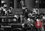 Image of twenty millionth Ford Nashville Tennessee USA, 1931, second 37 stock footage video 65675071221