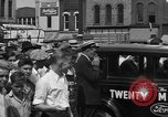 Image of twenty millionth Ford Lebanon, Tennessee USA, 1931, second 38 stock footage video 65675071222
