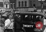 Image of twenty millionth Ford Lebanon, Tennessee USA, 1931, second 41 stock footage video 65675071222