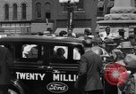 Image of twenty millionth Ford Lebanon, Tennessee USA, 1931, second 45 stock footage video 65675071222