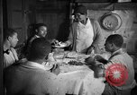 Image of African American  farmers eating dinner United States USA, 1931, second 7 stock footage video 65675071226