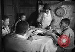 Image of African American  farmers eating dinner United States USA, 1931, second 14 stock footage video 65675071226