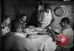 Image of African American  farmers eating dinner United States USA, 1931, second 18 stock footage video 65675071226