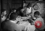 Image of African American  farmers eating dinner United States USA, 1931, second 34 stock footage video 65675071226