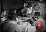 Image of African American  farmers eating dinner United States USA, 1931, second 36 stock footage video 65675071226