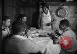 Image of African American  farmers eating dinner United States USA, 1931, second 51 stock footage video 65675071226