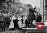 Image of Russian soldiers Russia, 1918, second 40 stock footage video 65675071232