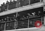 Image of SS Gripsholm New York United States USA, 1944, second 11 stock footage video 65675071247