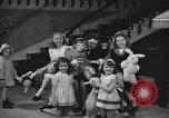 Image of fashion parade New York United States USA, 1944, second 6 stock footage video 65675071248