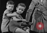Image of fashion parade New York United States USA, 1944, second 22 stock footage video 65675071248