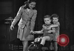 Image of fashion parade New York United States USA, 1944, second 24 stock footage video 65675071248
