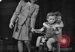 Image of fashion parade New York United States USA, 1944, second 25 stock footage video 65675071248