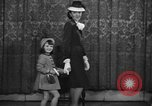 Image of fashion parade New York United States USA, 1944, second 31 stock footage video 65675071248
