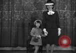 Image of fashion parade New York United States USA, 1944, second 33 stock footage video 65675071248