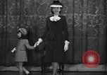 Image of fashion parade New York United States USA, 1944, second 35 stock footage video 65675071248