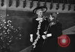 Image of fashion parade New York United States USA, 1944, second 48 stock footage video 65675071248