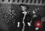 Image of fashion parade New York United States USA, 1944, second 49 stock footage video 65675071248