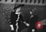 Image of fashion parade New York United States USA, 1944, second 50 stock footage video 65675071248