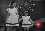 Image of fashion parade New York United States USA, 1944, second 59 stock footage video 65675071248