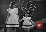 Image of fashion parade New York United States USA, 1944, second 60 stock footage video 65675071248