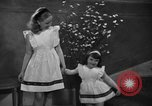Image of fashion parade New York United States USA, 1944, second 61 stock footage video 65675071248