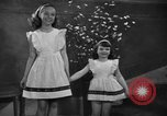 Image of fashion parade New York United States USA, 1944, second 62 stock footage video 65675071248