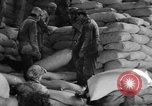 Image of bread supplied to Italian citizens in World War 2 Italy, 1944, second 9 stock footage video 65675071256