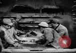 Image of bread supplied to Italian citizens in World War 2 Italy, 1944, second 17 stock footage video 65675071256