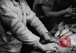 Image of bread supplied to Italian citizens in World War 2 Italy, 1944, second 19 stock footage video 65675071256