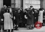 Image of bread supplied to Italian citizens in World War 2 Italy, 1944, second 27 stock footage video 65675071256