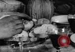 Image of bread supplied to Italian citizens in World War 2 Italy, 1944, second 36 stock footage video 65675071256
