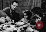 Image of bread supplied to Italian citizens in World War 2 Italy, 1944, second 40 stock footage video 65675071256